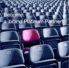 become a .brand platinum partner